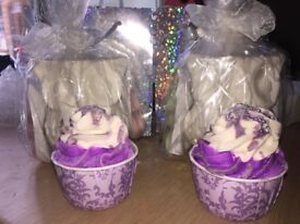 Bath bomb oil burner and wax melts