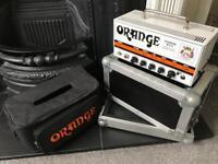 Orange Terror Bass Amp Head 1000W (TB1000H)