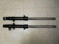 yamaha yzf r125 fork legs 2008-2013