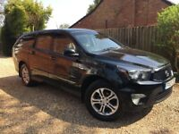 ONE OWNER! FULL Ssangyong HISTORY! HUGE SPECIFICATION!!