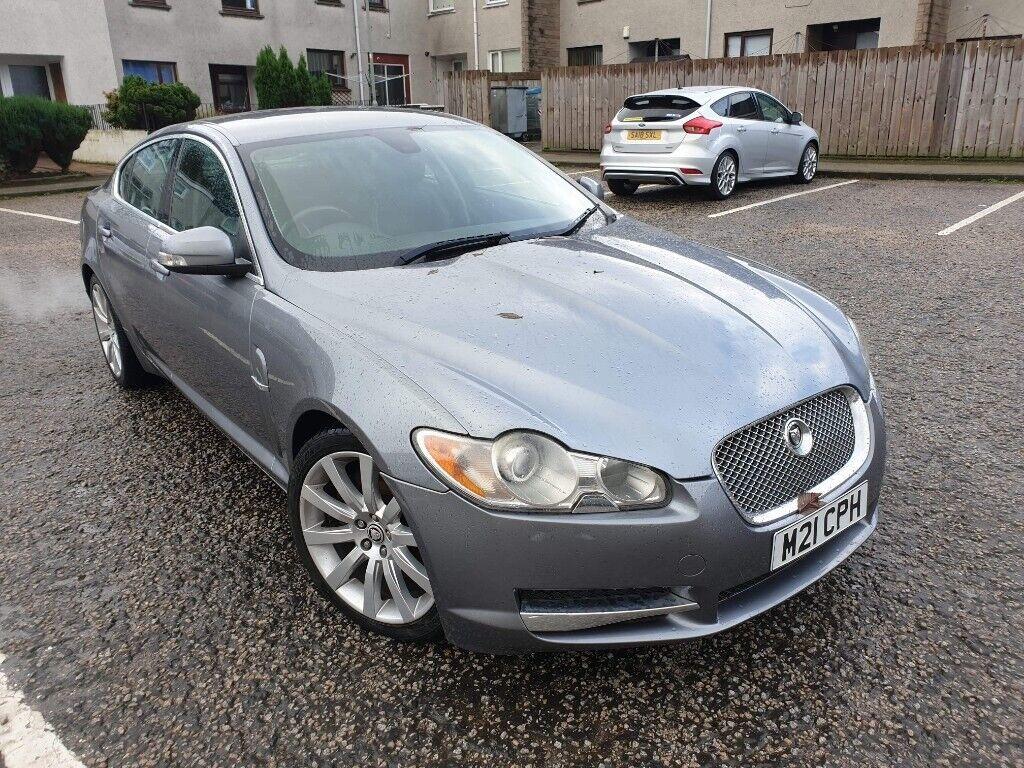 Jaguar xf 2.7 bi turbo diesel | in Aberdeen | Gumtree