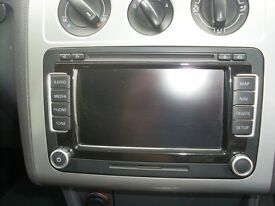 VW Golf/Touran/Jetta RNS510 Stereo Sat.Nav Version B