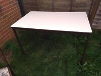 Free office/dining/workshop table