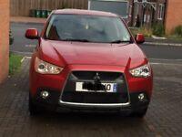 Mitsubishi ASX 1.8L 2011 3DI.D 4WD 5DR 147 BHP CAT D