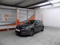 Volkswagen Polo MATCH EDITION TSI 2017-09-27