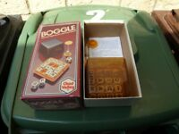 BOGGLE WORD GAME