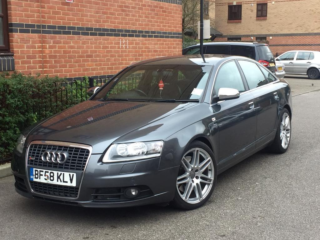 audi a6 le mans 2008 in kensington london gumtree. Black Bedroom Furniture Sets. Home Design Ideas