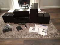 Q acoustics 2010i speakers and Onkyo 609 Receiver, £375