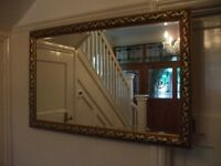 4 wall mirrors from £5 - £45. Excellent condition.