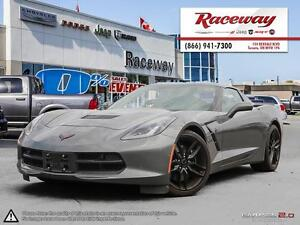 2016 Chevrolet Corvette Stingray Z51 | AUTO | LOW KM | GREAT CON
