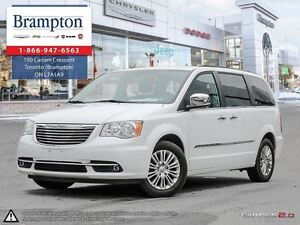 2016 Chrysler Town & Country TOURING | COMPANY DEMO | NAV | LEAT