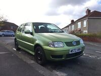 1.4 VW Volkswagon Polo 2 door for Sale £475!!