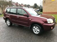 2004 Nissan X-Trail 2.2 dCi SVE 5dr Manual @07445775115
