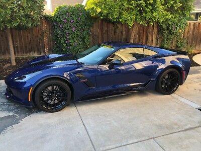 2017 Grand Sport Corvette coupe