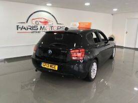 BMW 1 Series 1.6 116d EfficientDynamics 5dr