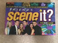 Friends Scene It? DVD board game
