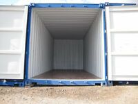Self Storage Rotherham, 20 Foot storage unit for only £15.00 per week
