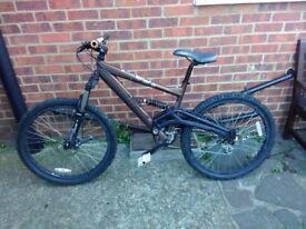Saracen Raw 2 Mountain Bike