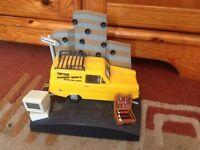 Trotter independent trading co 3wheel van