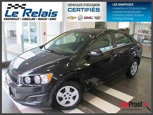 2014 Chevrolet Sonic **AUTOMATIQUE, A/C, GARANTIE**
