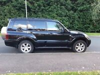2006 Mitsibushi Shogun Warrior Auto 5 Door 7 Seats Full MoT in very good condition and low miles