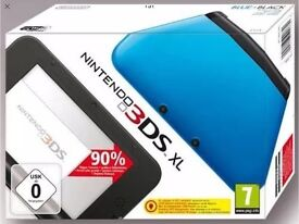 Empty Box for Nintendo 3DS XL