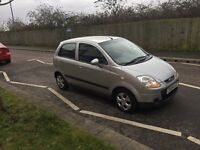 Chevrolet Matiz excellent condition,low miles & insurance group,12months mot px