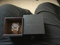 New boxed genuine Micheal Kors watch bargain £115 Ono