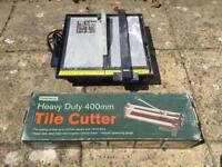 Tile cuters