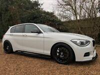 BMW M135I F20 2013 Big Spec 380/400BHP