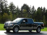 "2012 Ford F-150 Lariat Crew V6 4x4  Leather, Nav,   6'6"" Box"
