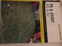 A level revision text book PE