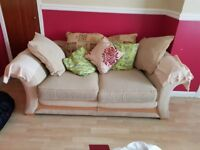 Sofa bed plus another 3 piece - Suite
