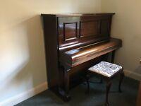 Beautiful upright Benedict piano