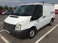 2012 FORD TRANSIT 125 T260 FWD / NEW MOT / PX WELCOME / NO VAT / FINANCE AVALIBLE / WE DELIVER
