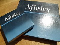 Aynsley Pembroke place mats and coasters