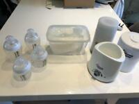 Tommee Tippee Bundle inc breast pump
