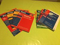 11+ Workbooks to Help exam prep and be ready for Y7