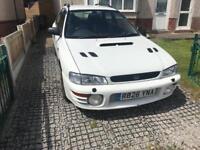 1997 Subaru Impreza Turbo