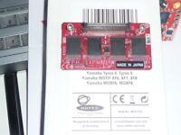 1GB Flash Memory for Yamaha TYROS 4 & 5, MOTIF XF6-8, MOXF6, MOXF8 keyboard