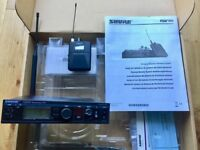 Shure PSM900 set (Transmitter + 1xReceiver) Perfect condition