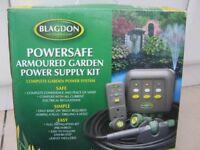 Garden Power Supply Kit