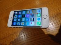Iphone 5s unlocked White/Gold