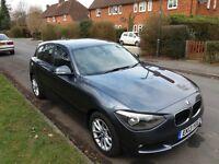 BMW 118d SE (2013) - 5door - Automatic - Diesel - Metallic Grey - Rear Parking Sensors