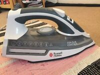 Russell Hobbs Colour Control Iron £10 NOW!