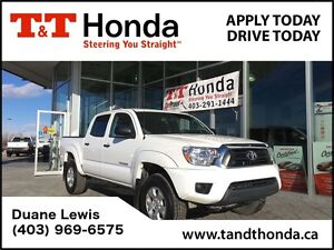 2015 Toyota Tacoma V6 *Local Truck, No Accidents, Bluetooth*