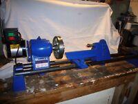 Record DML 24x wood lathe