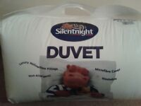 Duvet 13.5 Togg. King Size. (Silentnight)