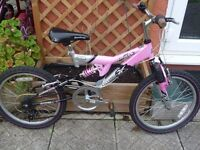 REEBOK ACTIVE PASSION GIRLS MOUNTAIN BIKE