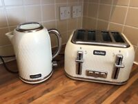 Breville Curve Kettle and Toaster